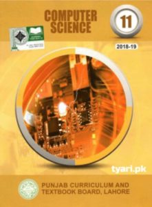 11th class Computer Science Text book